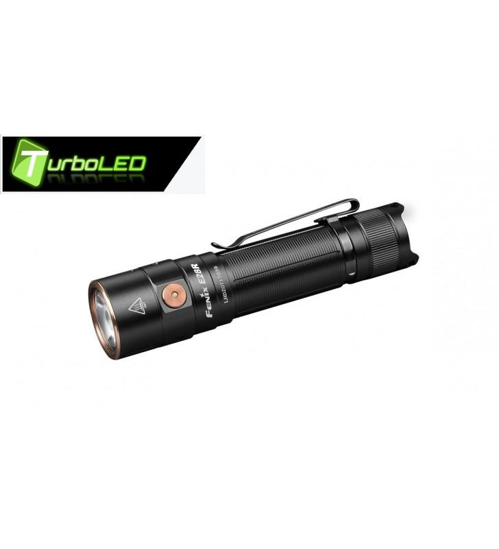 LED baterka Fenix E28R s USB-C dobíjaním