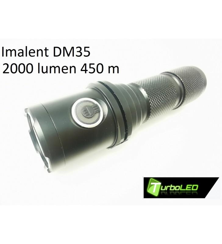 Imalent DM35 2000 lumenov