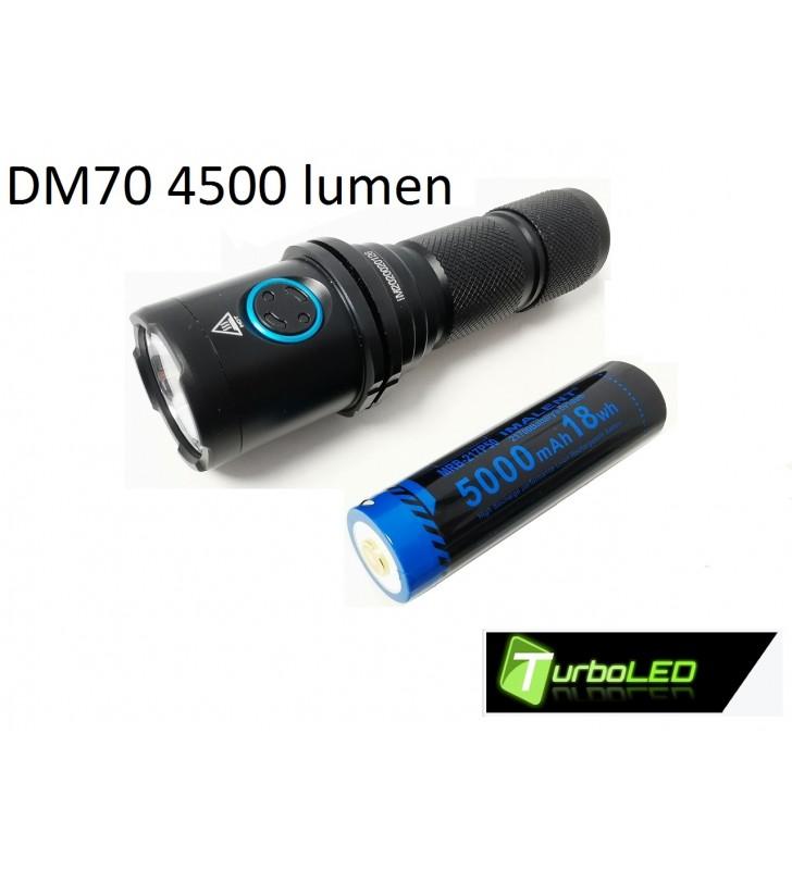 Imalent DM70 4500 lumenov