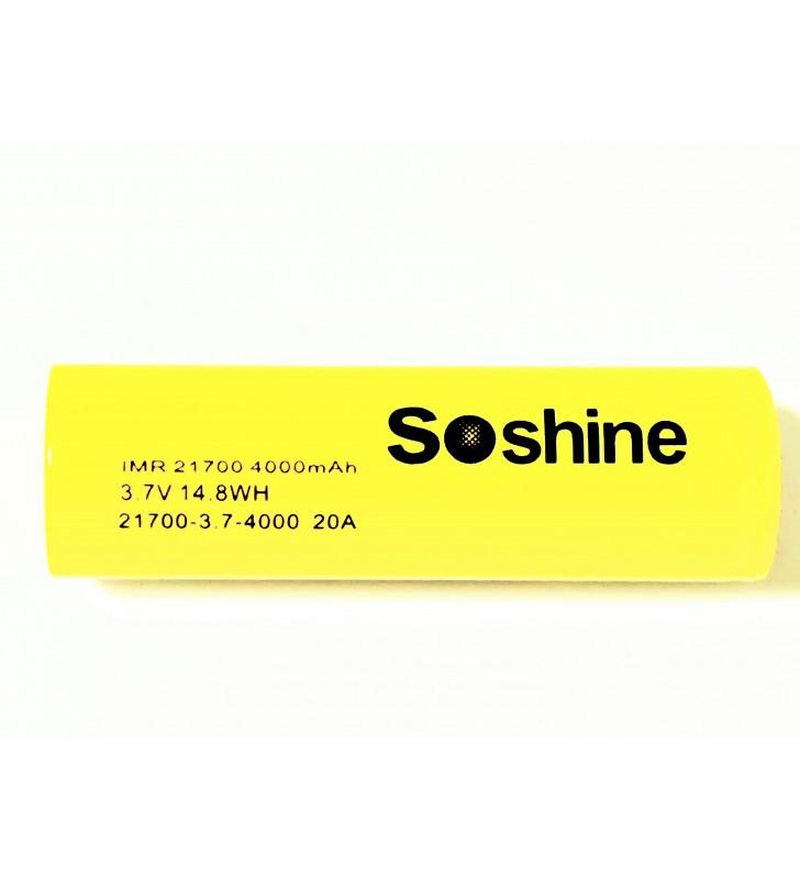 Soshine 21700 3,7V 4000mAh 20A