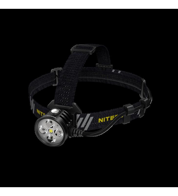 LED Čelovka NITECORE HU60 USB nabíjanie